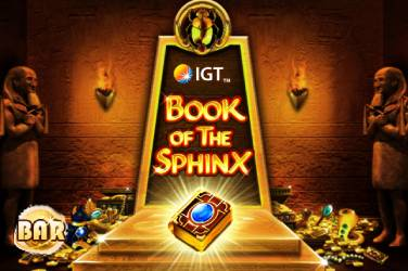 Book of the Sphinx – IGT