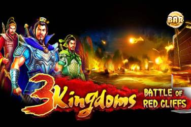 3 Kingdoms: Battle of Red Cliffs - Pragmatic Play