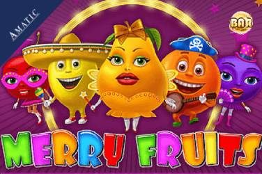 Merry Fruits - Amatic