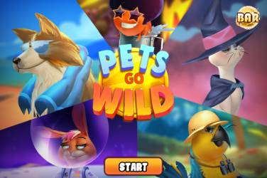 Pets Go Wild - Pariplay