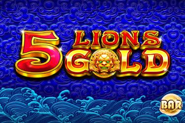 5 Lions Gold - Pragmatic Play