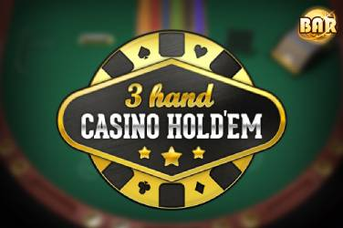 3 Hand Casino Hold'Em - Play'n GO