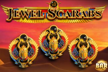 Jewel Scarabs – Red Tiger