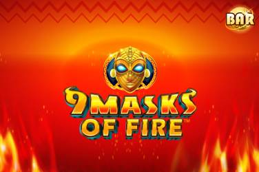 9 Masks of Fire  - Microgaming
