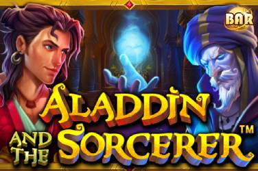 Aladdin and the Sorcerer -  Pragmatic Play