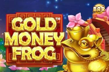 Gold Money Frog - NetEnt