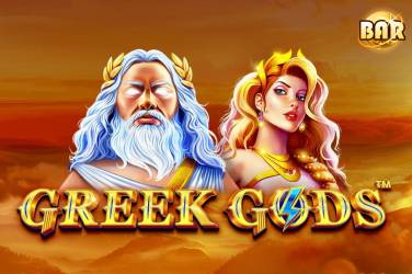 Greek Gods - Pragmatic Play