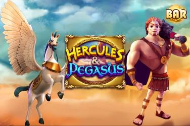 Hercules and Pegasus -  Pragmatic Play