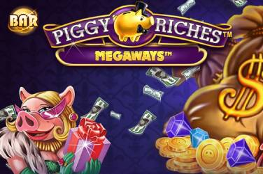 Piggy Riches Megaways - Red Tiger