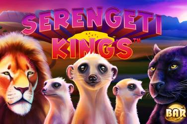 Serengeti Kings - NetEnt