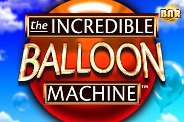 The Incredible Balloon Machine - Microgaming
