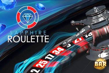 Sapphire Roulette - Microgaming