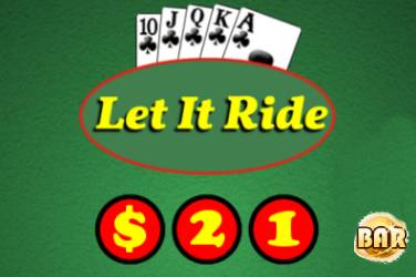 Let it Ride – Shuffle Master