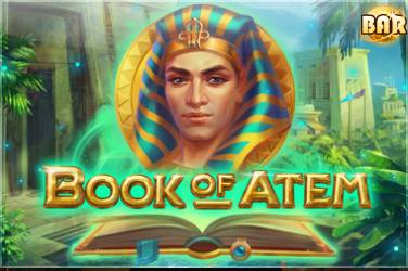Book of Atem - Microgaming