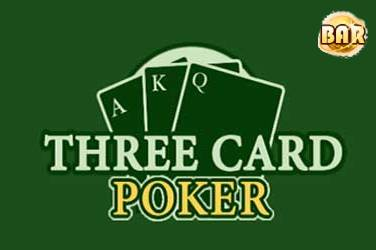 Three Card Poker -  Habanero