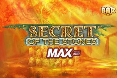 Secret of the Stones MAX - NetEnt
