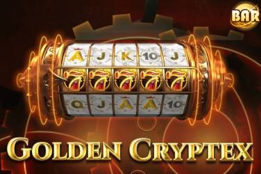 Golden Cryptex – Red Tiger