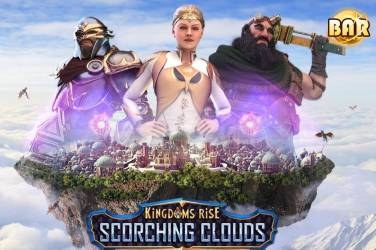 Kingdoms Rise: Scorching Clouds - Playtech