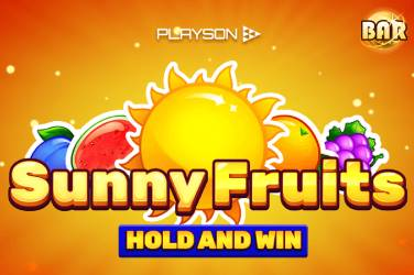 Sunny Fruits: Hold and Win – Playson