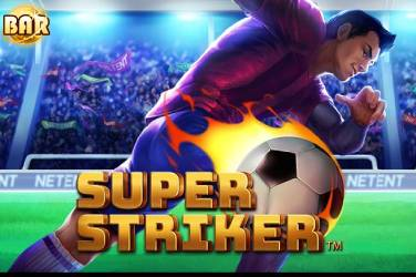 Super Striker - NetEnt