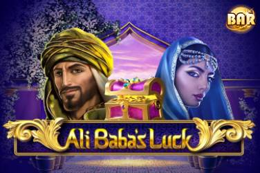 Ali Baba's Luck - Red Tiger