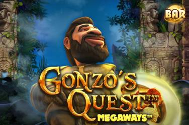Gonzo's Quest Megaways - Red Tiger
