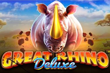 Great Rhino Deluxe - Pragmatic Play
