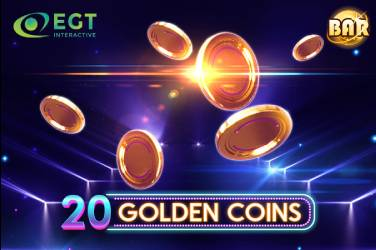 20 Golden Coins - EGT