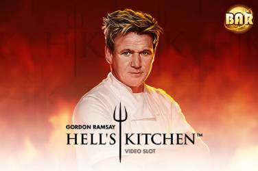 Gordon Ramsay Hell's Kitchen – NetEnt